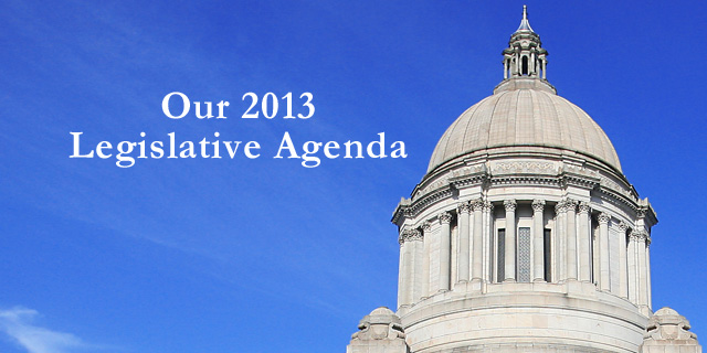 Each legislative session AHNC identifies its top priorities on hunger issues in Washington State. See what's on our agenda this year.