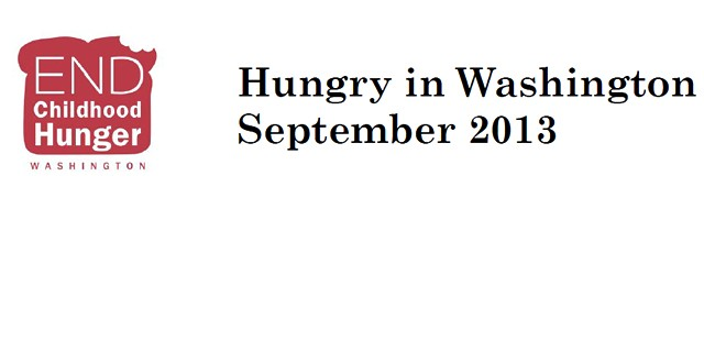 USDA released its annual report on food insecurity in the U.S. and Washington residents continue to struggle with hunger and food insecurity more than most states. While WA now ranks […]